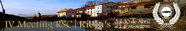 IV Meeting: La Rioja