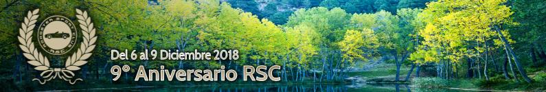 IX Aniversario: 9 Aniversario RSC