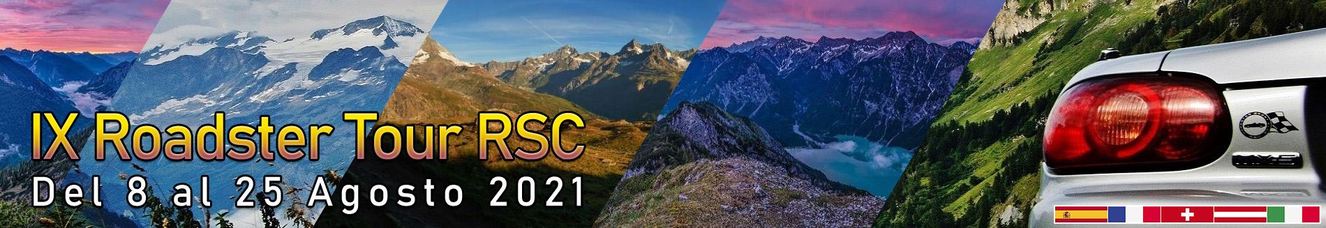 IX Tour: De los Pirineos a los Alpes