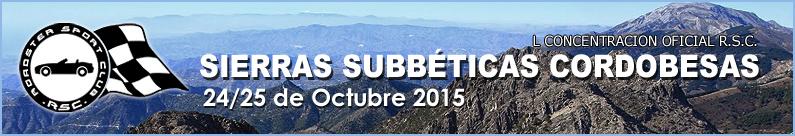 L Concentración: Andalucía