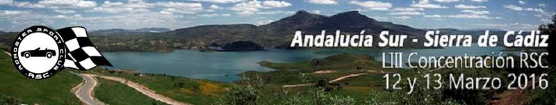 LIII Concentración: Andalucia Sur