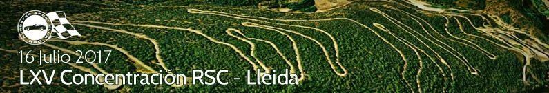 LXV Concentración: Lleida