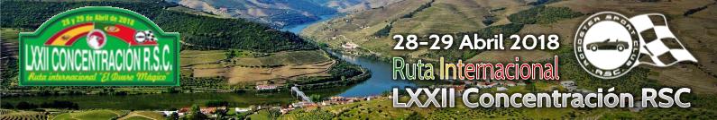 LXXII Concentración: Ruta Internacional El Duero mágico