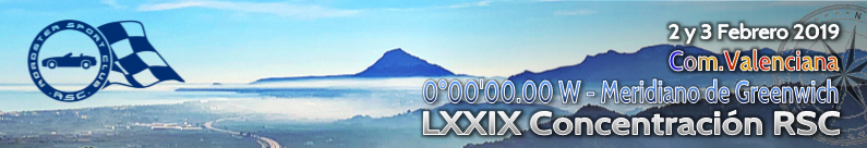 LXXIX Concentración: Meridiano de Greenwich