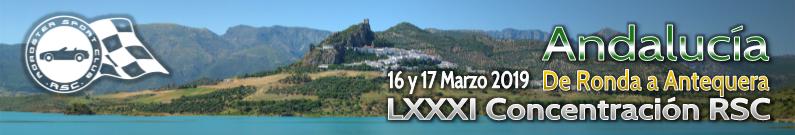 LXXXI Concentración: De Ronda a Antequera