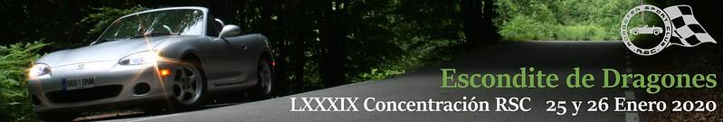 LXXXIX Concentración: Escondite de Dragones