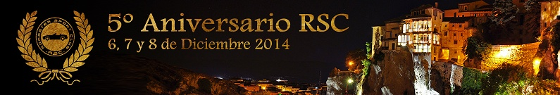V Aniversario: V Aniversario RSC