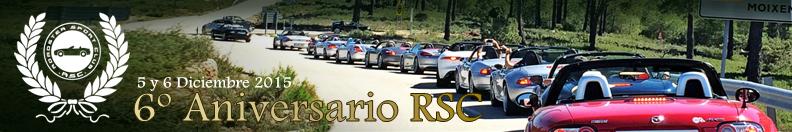 VI Aniversario: 6 Aniversario RSC