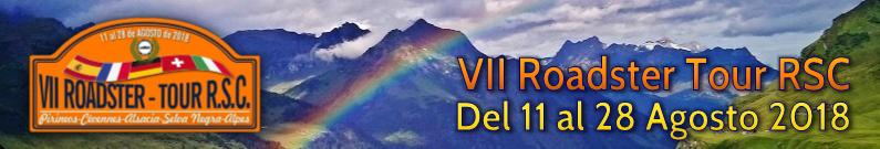 VII Tour: Pirineos-Cevennes-Alsacia-Selva Negra-Alpes