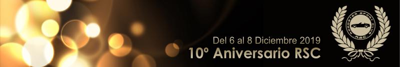 X Aniversario: 10 Aniversario RSC