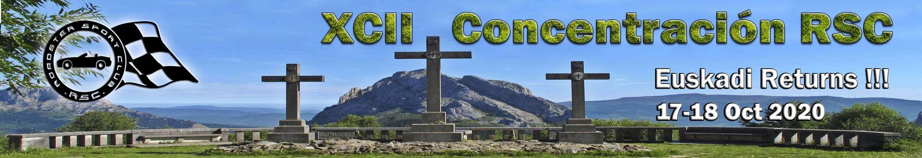 XCII Concentración: Euskadi Returns!!!