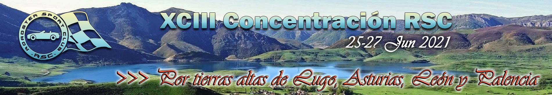 XCIII Concentración: Lugo-Asturias-León-Palencia
