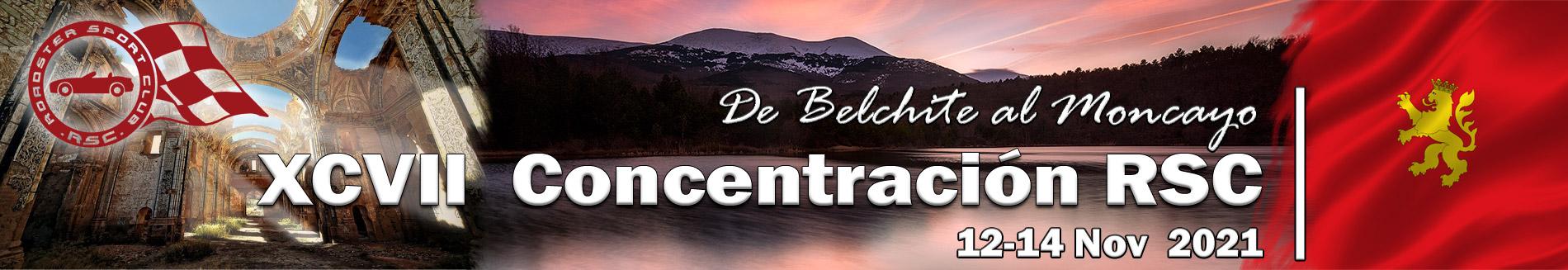 XCVII Concentración: De belchite al Moncayo, ruta por el Aragón central