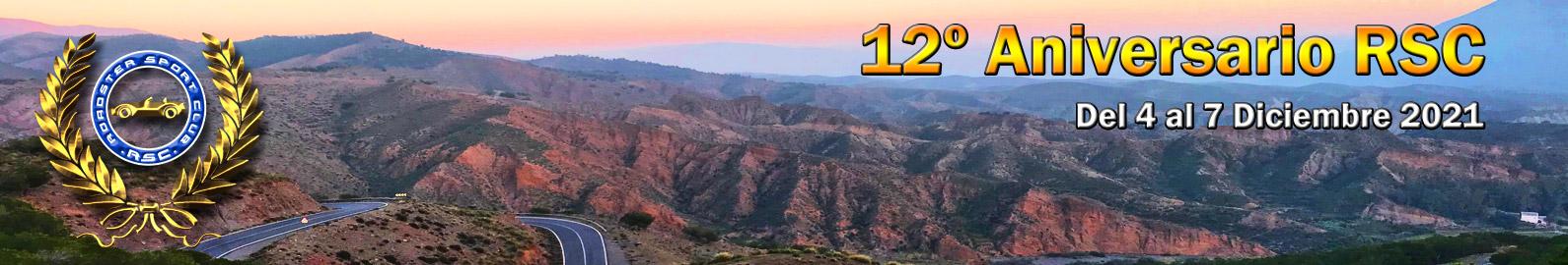 XII Aniversario: Almería Cabo de Gata