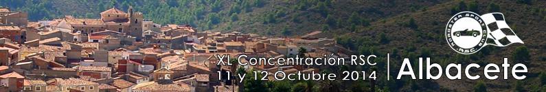 XL Concentración: Albacete
