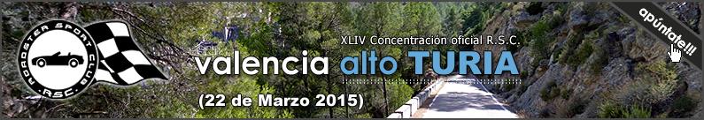 XLIV Concentración: Com. Valenciana