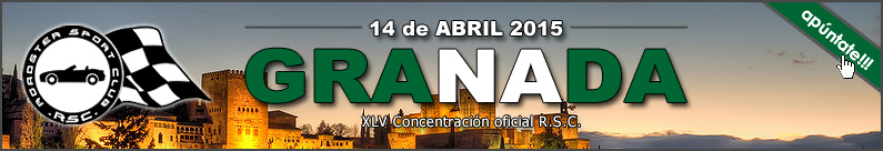 XLV Concentración: Granada
