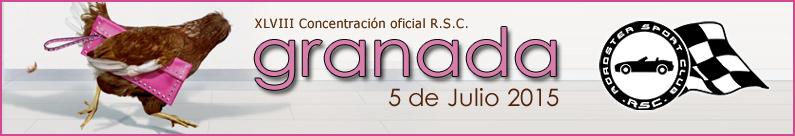 XLVIII Concentración: Andalucía