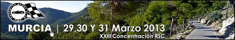 XXIII Concentración: Murcia
