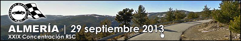 XXIX Concentración: Almería