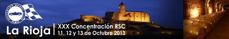 XXX Concentración: La Rioja