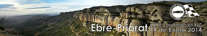 XXXII Concentración: Ebre-Priorat